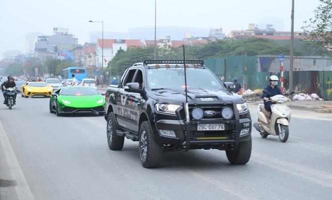 Cường Đô La dẫn đầu đoàn thẳng tiến Lào Cai, bắt đầu hành trình siêu xe Car & Passion 2018 - Ảnh 8.