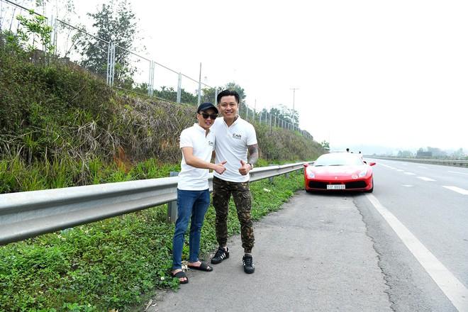 Vì sao Cường Đôla không sử dụng Lamborghini trong hành trình Car & Passion 2018? - Ảnh 3.