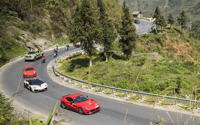 Mãn nhãn xem dàn siêu xe Car & Passion 2018 ôm cua tay áo vượt Ô Quy Hồ - Ảnh 7.