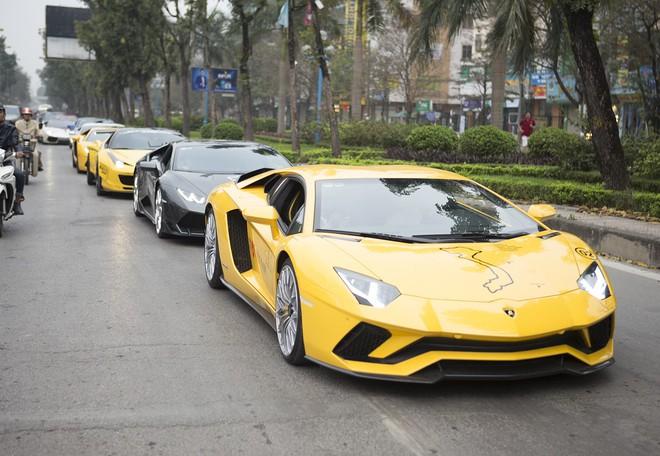 Cường Đô La dẫn đầu đoàn thẳng tiến Lào Cai, bắt đầu hành trình siêu xe Car & Passion 2018 - Ảnh 4.
