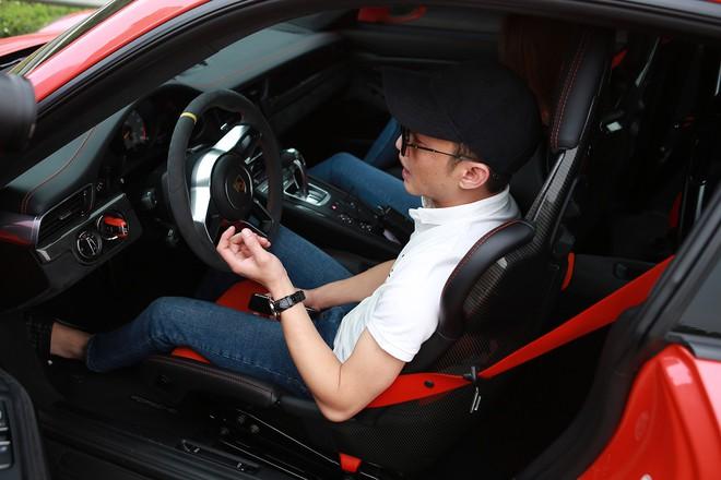 Vì sao Cường Đôla không sử dụng Lamborghini trong hành trình Car & Passion 2018? - Ảnh 4.