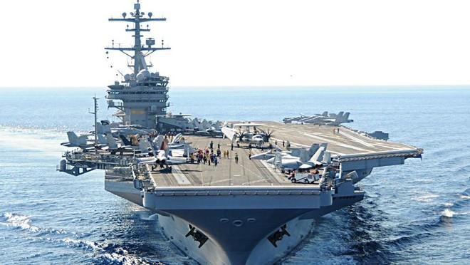 Cận cảnh những tàu sân bay cùng lớp với USS Carl Vinson sắp thăm Việt Nam - Ảnh 18.
