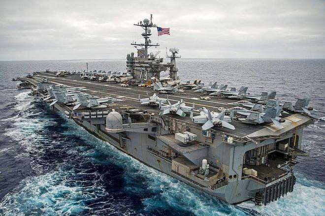 Cận cảnh những tàu sân bay cùng lớp với USS Carl Vinson sắp thăm Việt Nam - Ảnh 10.