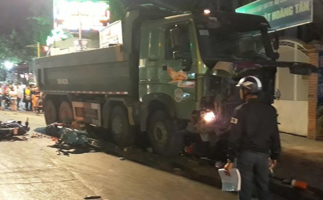 Tài xế xe ben tông hàng loạt xe máy khiến 6 người thương vong ở Sài Gòn âm tính với ma túy