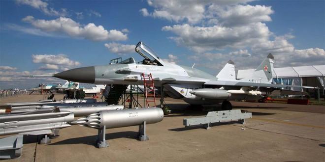 Tại sao tiêm kích MiG-29SMT Nga vừa lấp ló ở Syria lại vội vã rút về? - Ảnh 2.