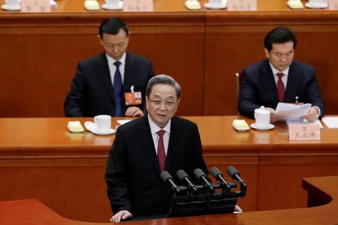 Bắc Kinh đột ngột đổi giọng với Đài Loan giữa căng thẳng về Đạo luật Lữ hành của Mỹ - Ảnh 1.