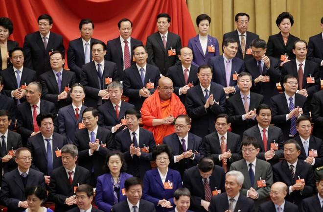 Bầu không khí im lặng lạ kỳ bao trùm kỳ họp Lưỡng hội 2018 của Trung Quốc - Ảnh 1.