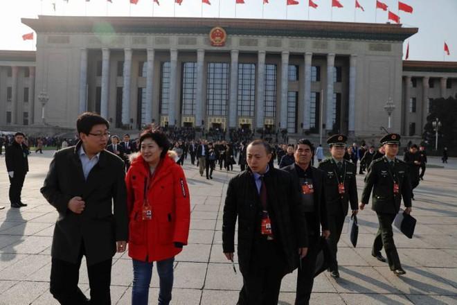 Bầu không khí im lặng lạ kỳ bao trùm kỳ họp Lưỡng hội 2018 của Trung Quốc - Ảnh 2.