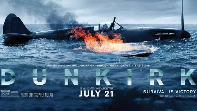 Dunkirk - Từ chiến dịch lịch sử đến niềm cảm hứng cho 3 tượng vàng Oscar - Ảnh 6.