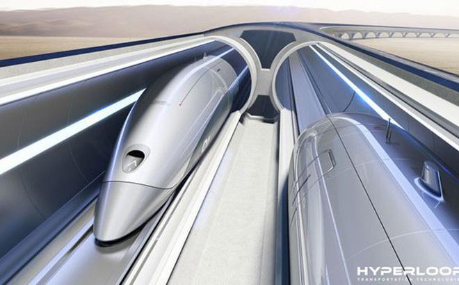 Hyperloop lên kế hoạch mới, nâng tốc độ lên gần 1.200km/h