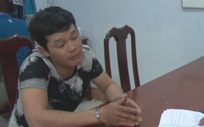Thanh niên 9x chém hỏng xe CSGT rồi bỏ trốn hơn nửa năm