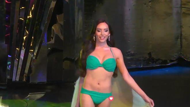 Hương Giang khoe body nóng bỏng trong vòng thi bikini HH Chuyển giới Quốc tế - Ảnh 6.