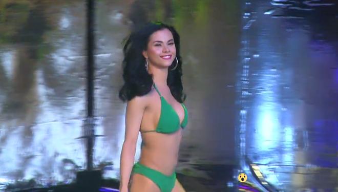 Hương Giang khoe body nóng bỏng trong vòng thi bikini HH Chuyển giới Quốc tế - Ảnh 7.