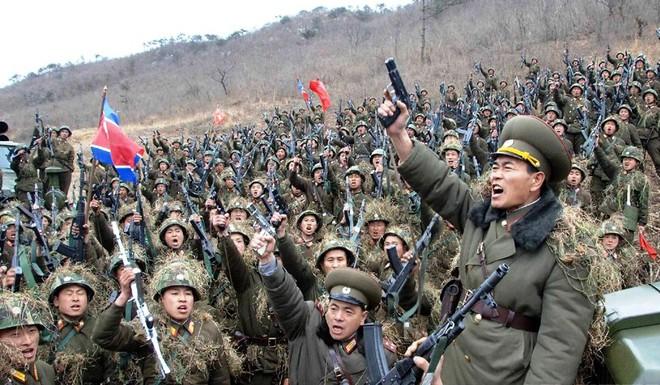 Súng bộ binh của Quân đội Triều Tiên: Những điều ngạc nhiên và ấn tượng - Ảnh 1.
