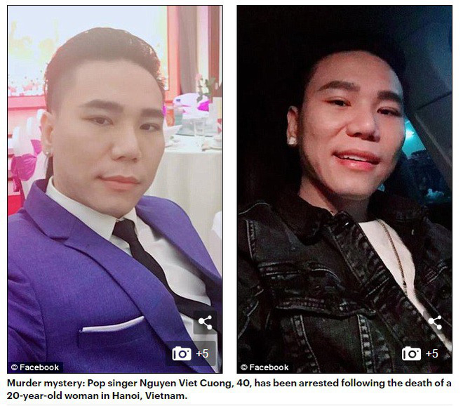 Báo quốc tế đưa tin vụ việc ca sĩ Châu Việt Cường - Ảnh 2.