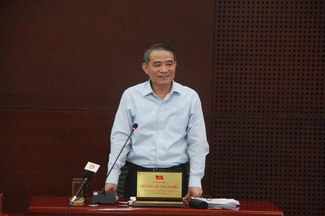 Bí thư Trương Quang Nghĩa: Chúng ta đừng chê khách Trung Quốc - Ảnh 3.