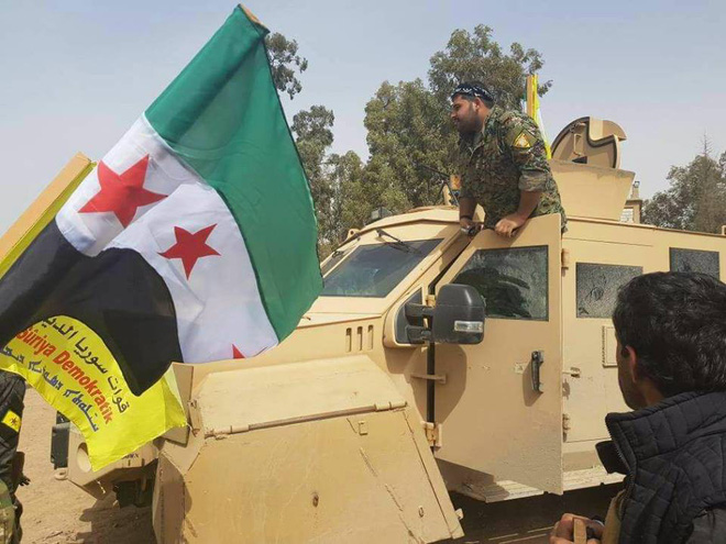 Thổ Nhĩ Kỳ triển khai thế gọng kìm, chuẩn bị tung đòn kết liễu vào thủ phủ Afrin - Ảnh 5.