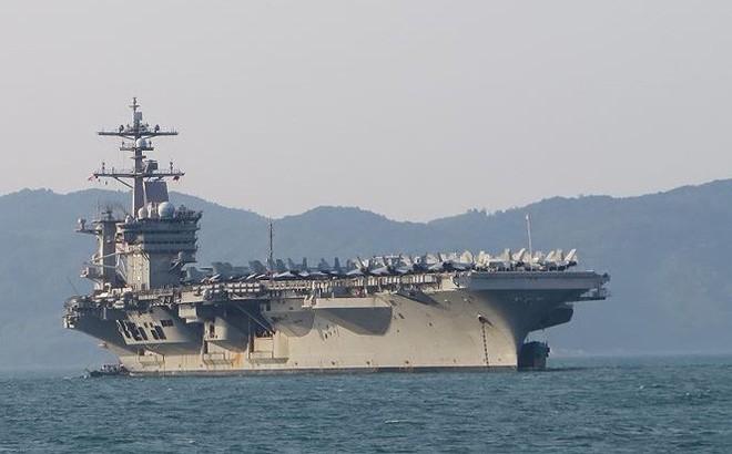Tàu sân bay Carl Vinson Mỹ bất khả xâm phạm: Bị tấn công trực diện chính là ngày tận thế?