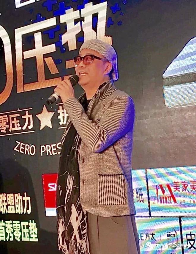 Tài tử Hong Kong Âu Dương Chấn Hoa hết thời đi hát ở tỉnh lẻ và quảng cáo đồ gia dụng - Ảnh 4.