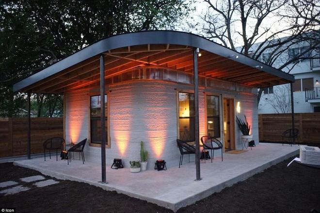 Chẳng bao lâu nữa, bạn có thể in ra cả ngôi nhà tuyệt đẹp như thế này để ở chỉ với giá 90 triệu đồng - Ảnh 1.