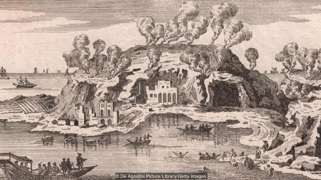 Đi thám hiểm ngay bởi Baia - thành phố tội lỗi của La Mã chìm sâu dưới đáy biển sắp bị đóng cửa - Ảnh 4.
