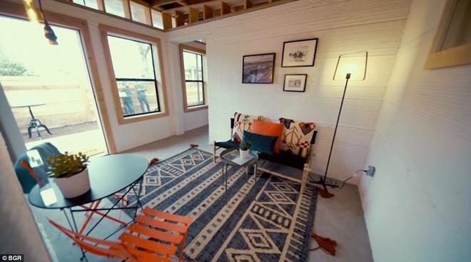 Chẳng bao lâu nữa, bạn có thể in ra cả ngôi nhà tuyệt đẹp như thế này để ở chỉ với giá 90 triệu đồng - Ảnh 5.