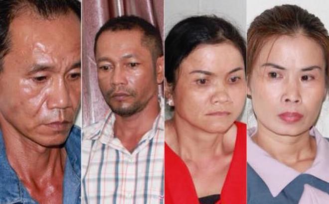 Bắt quả tang 5 đối tượng đang giao dịch ma túy trong khách sạn Tô Châu ở Cần Thơ