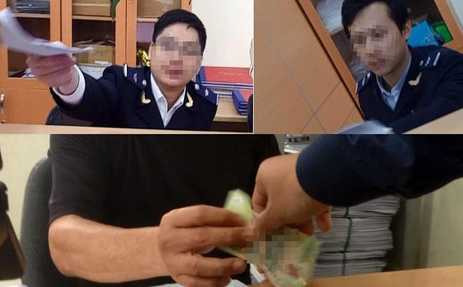 Tạm đình chỉ công tác 3 cán bộ hải quan Hải Phòng bị tố nhận tiền 'bôi trơn'