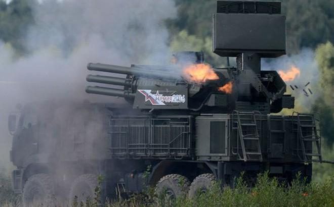 """Nga đã giao cho Syria 40 tổ hợp """"quái thú"""" Pantsir"""