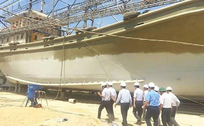 Tàu vỏ thép hỏng: Nam Triệu 'hỗ trợ' chứ không bồi thường