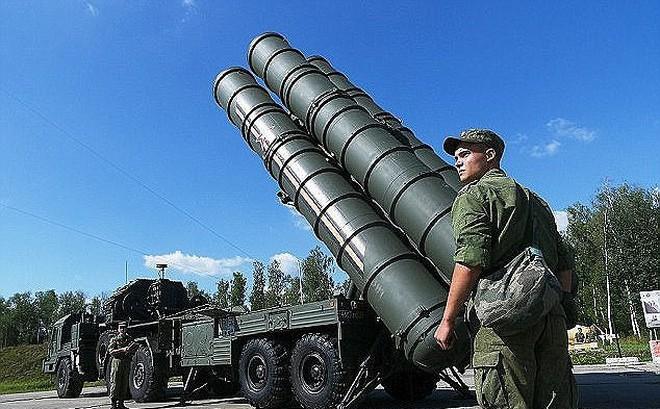 """Nga giương """"rồng lửa"""" S400 sẵn sàng tại Syria, MiG-31 tuần tra 24/24"""