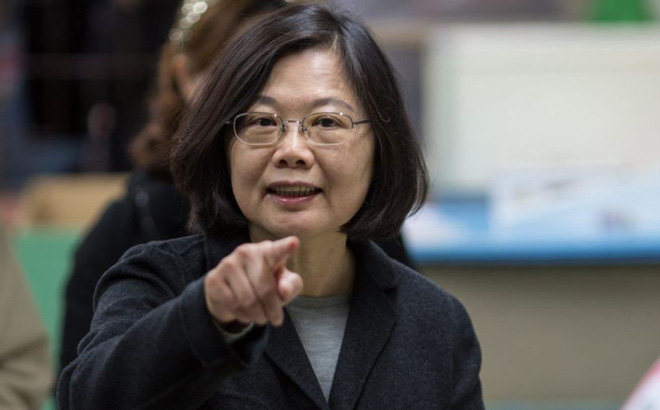 Bà Thái ẩn ý vai trò Đài Loan trong căng thẳng Trung-Mỹ, Bắc Kinh tức giận chỉ thẳng mặt