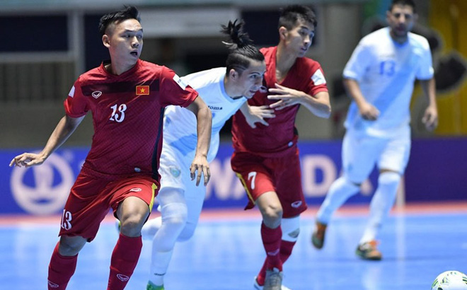 Lời cảnh tỉnh cho futsal Việt Nam