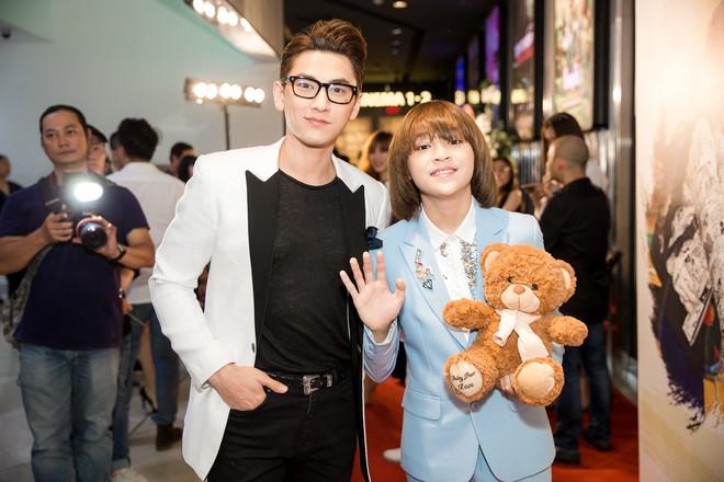 Quán quân Vietnam Idol Kids 2017 13 tuổi gây bất ngờ với diện mạo bảnh bao - Ảnh 4.