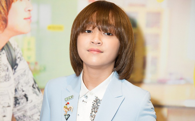 """Quán quân """"Vietnam Idol Kids 2017"""" 13 tuổi gây bất ngờ với diện mạo bảnh bao"""