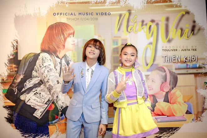 Quán quân Vietnam Idol Kids 2017 13 tuổi gây bất ngờ với diện mạo bảnh bao - Ảnh 8.