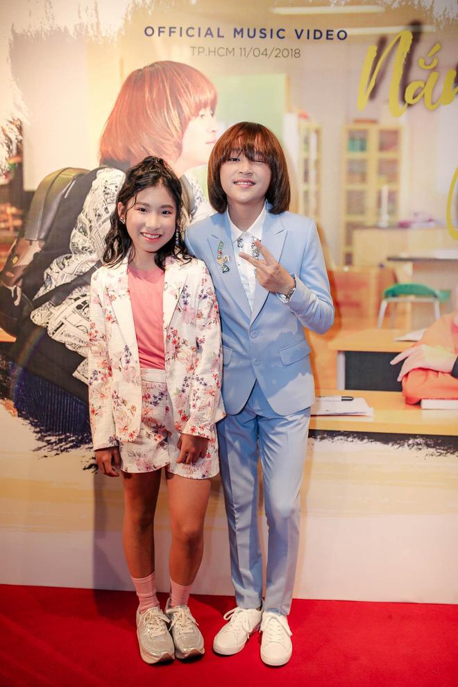 Quán quân Vietnam Idol Kids 2017 13 tuổi gây bất ngờ với diện mạo bảnh bao - Ảnh 9.