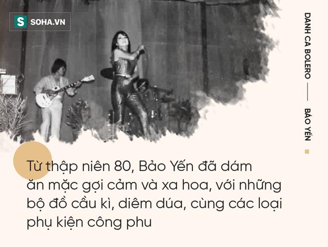 Bảo Yến: Tượng đài nhạc Việt khiến Lệ Quyên cúi đầu, Đàm Vĩnh Hưng thấy nhỏ bé (P2) - Ảnh 5.