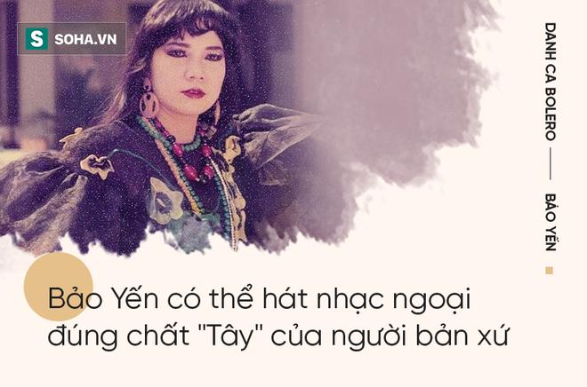 Bảo Yến: Tượng đài nhạc Việt khiến Lệ Quyên cúi đầu, Đàm Vĩnh Hưng thấy nhỏ bé (P2) - Ảnh 12.