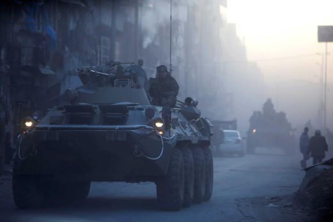 Ba kịch bản Mỹ có thể tấn công Syria: Đâu là lựa chọn khôn ngoan nhất cho TT Donald Trump? - Ảnh 3.
