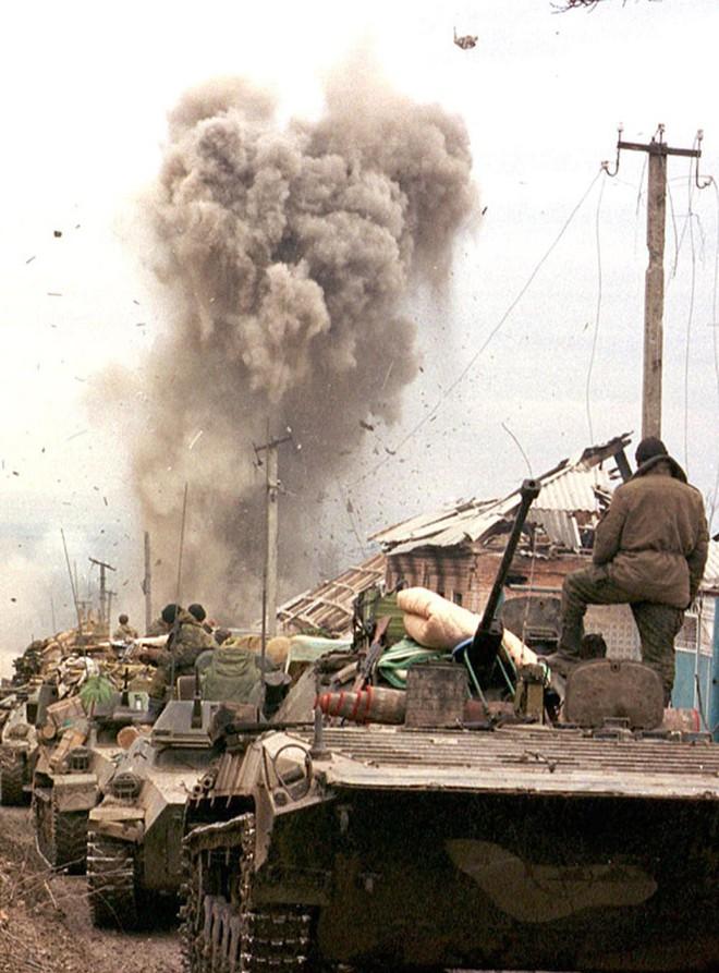 Đặc nhiệm Chechnya từng khiến Nga bẽ mặt ở Grozny: Bị thu phục và lập công lớn ở Syria - Ảnh 1.