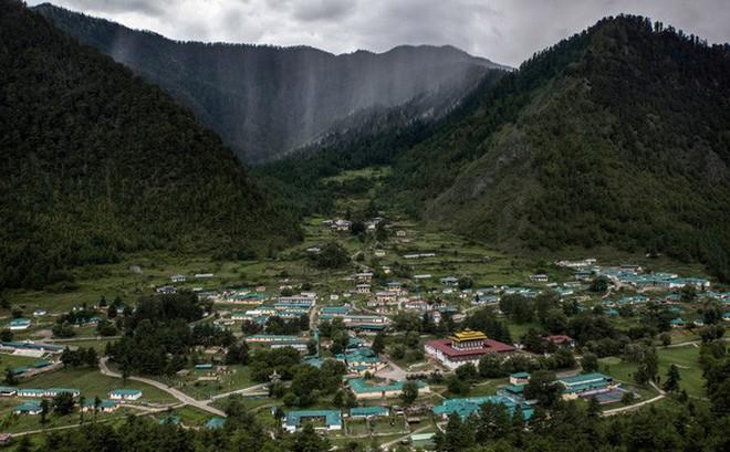 Bhutan - Thiên đường bị mắc kẹt giữa hai ông lớn Trung-Ấn