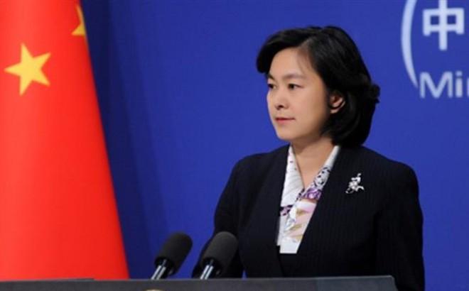 BNG TQ nói về vụ tấn công Syria: Bắc Kinh phản đối sử dụng vũ lực trong quan hệ quốc tế