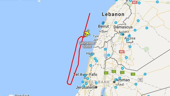 Toàn cảnh bày binh bố trận của liên quân Mỹ- Anh-Pháp trong cuộc tấn công Syria ngày 14/4 - Ảnh 1.