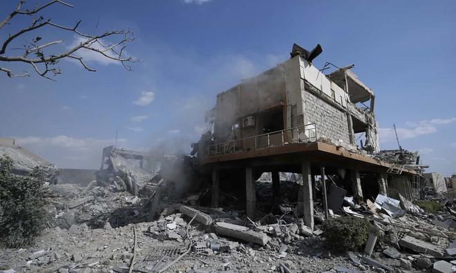 Thiếu tướng Hoàng Kiền: Vụ tấn công của Mỹ-Anh-Pháp đã bị bẻ gẫy - Thắng lợi của Nga và Syria - Ảnh 3.