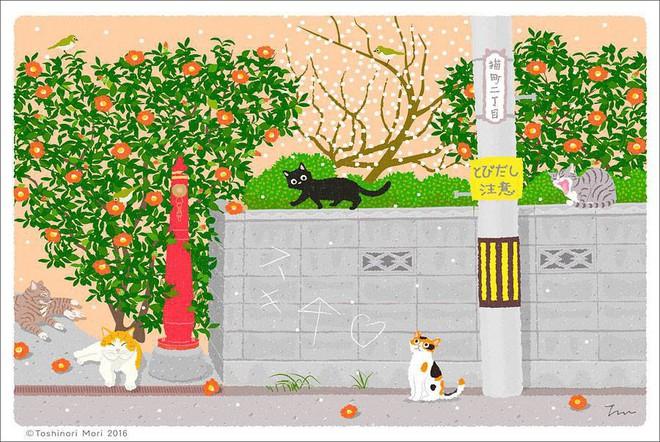 Cuộc đời của một chú mèo: Bộ tranh sẽ cho bạn biết khi rảnh lũ boss thường đi đâu, làm gì - Ảnh 1.