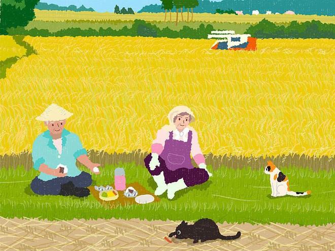 Cuộc đời của một chú mèo: Bộ tranh sẽ cho bạn biết khi rảnh lũ boss thường đi đâu, làm gì - Ảnh 2.