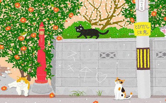 Cuộc đời của một chú mèo: Bộ tranh sẽ cho bạn biết khi rảnh lũ boss thường đi đâu, làm gì