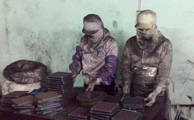 Hải Phòng: Rút phiếu công bố 6 sản phẩm của Công ty Hồng An Phong