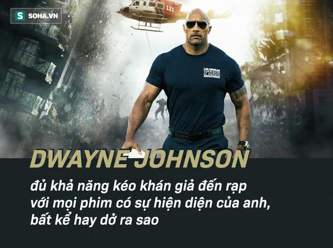 Tôi ngầu hơn bất cứ ai trên đời và ma lực của siêu sao cơ bắp Dwayne Johnson - Ảnh 1.